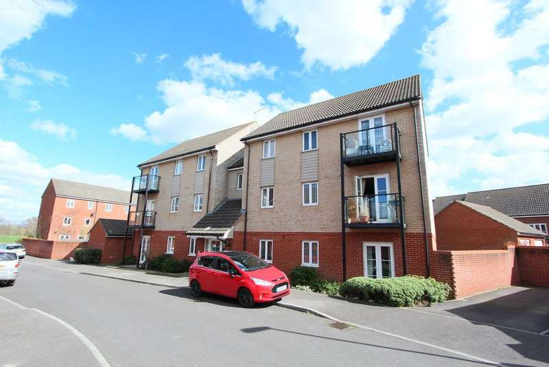 2 Bedrooms Apartment Flat for sale in Hibberd Rise, Hedge End SO30
