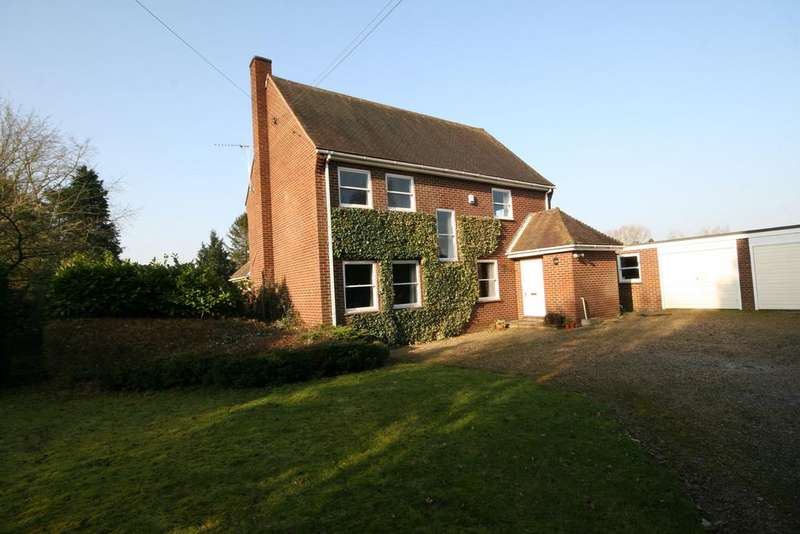 4 Bedrooms Detached House for sale in Gedding Hill, Gedding, Bury St Edmunds IP30