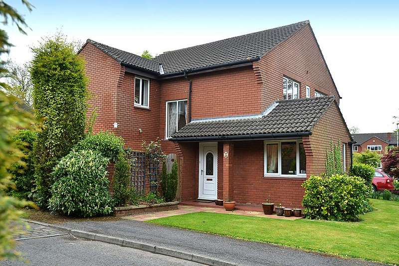 4 Bedrooms Detached House for sale in Woodland Drive, Lymm