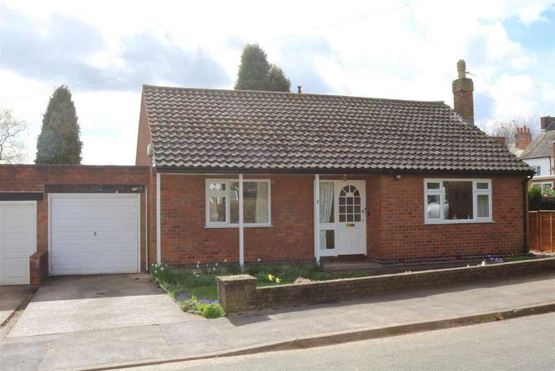 2 Bedrooms Detached Bungalow for sale in Stephenson Close, Glascote, Tamworth