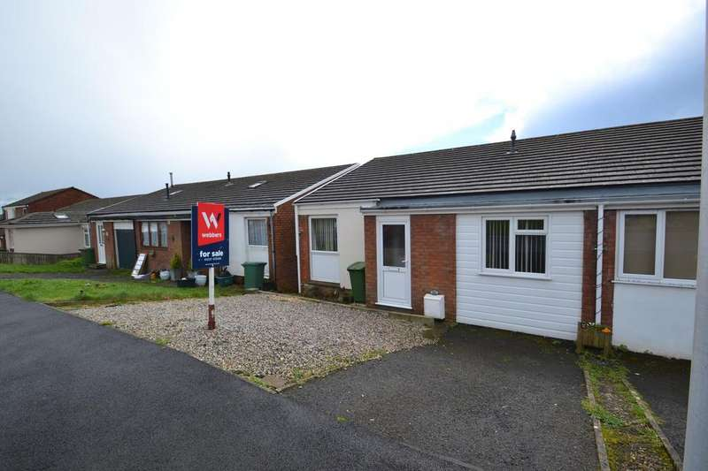 3 Bedrooms Semi Detached House for sale in Hamilton Close, Bideford