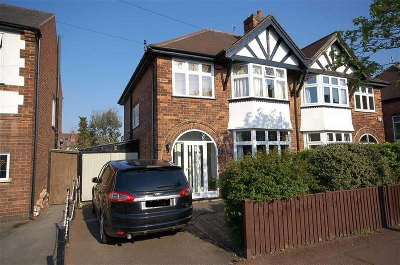 3 Bedrooms Semi Detached House for sale in Lady Bay Road, West Bridgford