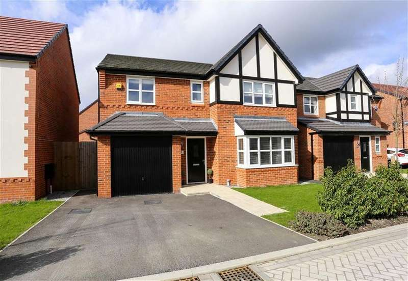 4 Bedrooms Detached House for sale in Whistle Hollow Way, Offerton, Stockport