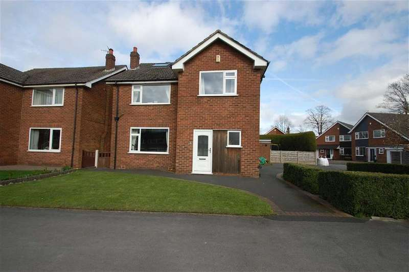 5 Bedrooms Detached House for sale in Summerlea, Cheadle Hulme, Cheshire