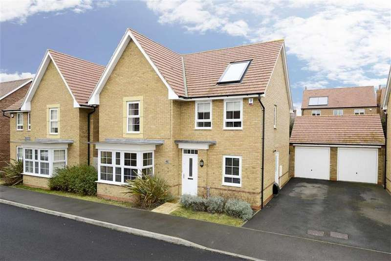 4 Bedrooms Detached House for sale in Donnington Road, Burton Latimer