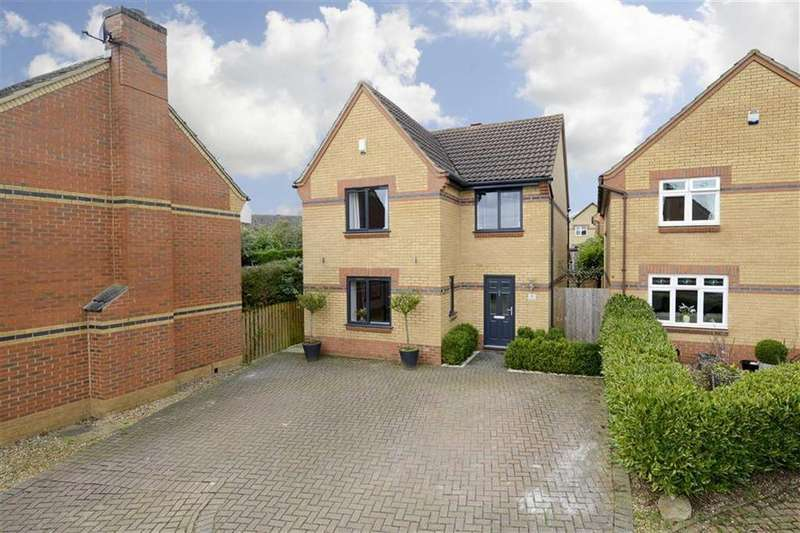 3 Bedrooms Detached House for sale in Christie Way, Kettering