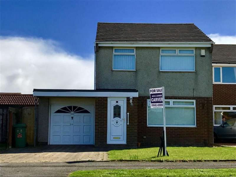 3 Bedrooms Detached House for sale in Wetherall Avenue, Yarm, Cleveland