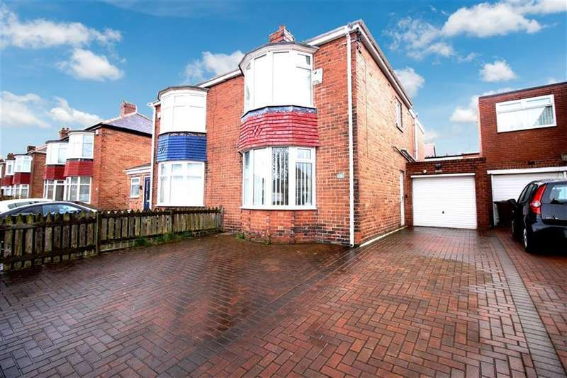 2 Bedrooms Semi Detached House for sale in Ashbourne Avenue, Newcastle Upon Tyne, NE6