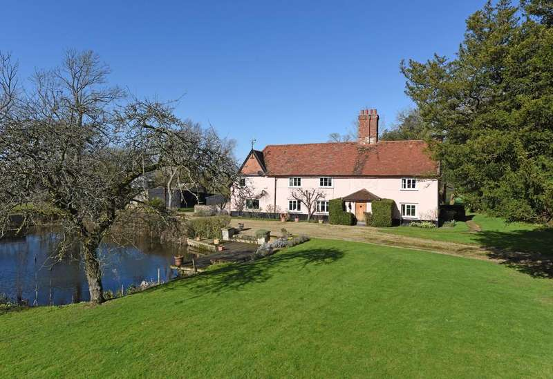 5 Bedrooms Farm House Character Property for sale in Framlingham, Suffolk
