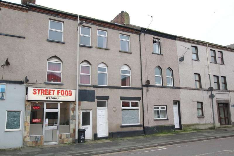 3 Bedrooms Terraced House for sale in 294 Rawlinson Street, Barrow-In-Furness