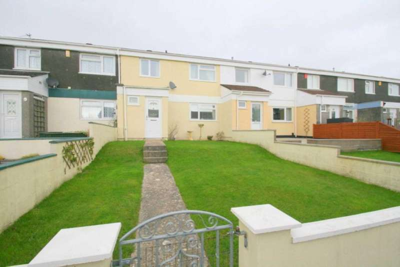 3 Bedrooms Terraced House for sale in Malory Close, Plymouth