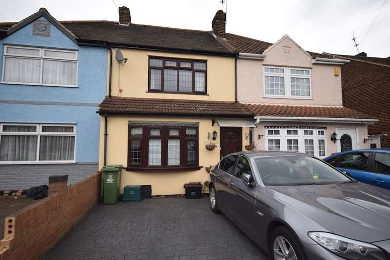 3 Bedrooms Terraced House for sale in Long Lane, Bexleyheath, Kent, DA7