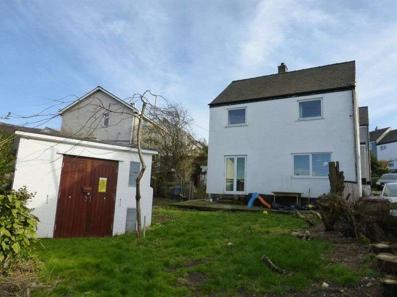 3 Bedrooms Detached House for sale in Rhiwlas