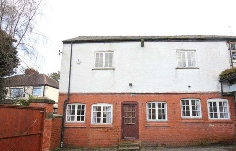 2 Bedrooms Semi Detached House for sale in Montgomery Hill, Franky, Wirral