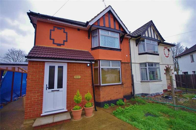 3 Bedrooms Semi Detached House for sale in Bushey Mill Crescent, Watford, Hertfordshire, WD24