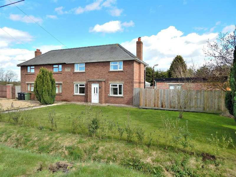 3 Bedrooms Semi Detached House for sale in Tower Road, Terrington St. Clement, King's Lynn