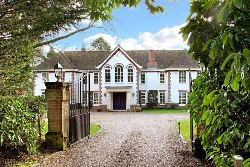 7 Bedrooms Detached House for sale in The Common, Potten End, Berkhamsted, Hertfordshire, HP4