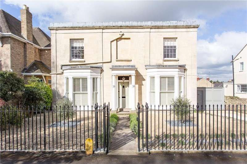 5 Bedrooms Detached House for sale in Leckhampton Road, Cheltenham, Gloucestershire, GL53