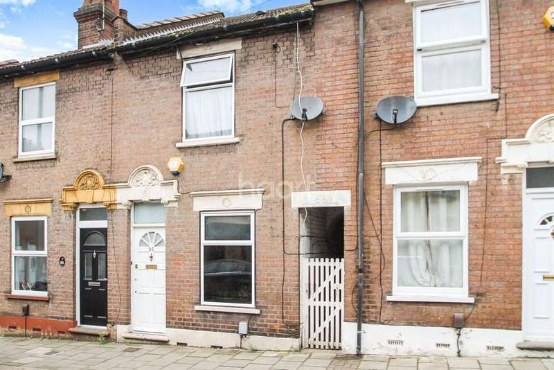 2 Bedrooms Terraced House for sale in Walking distance of the station
