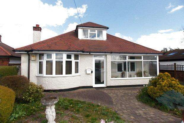 4 Bedrooms Detached Bungalow for sale in Melton Road, Tollerton, Nottingham, NG12