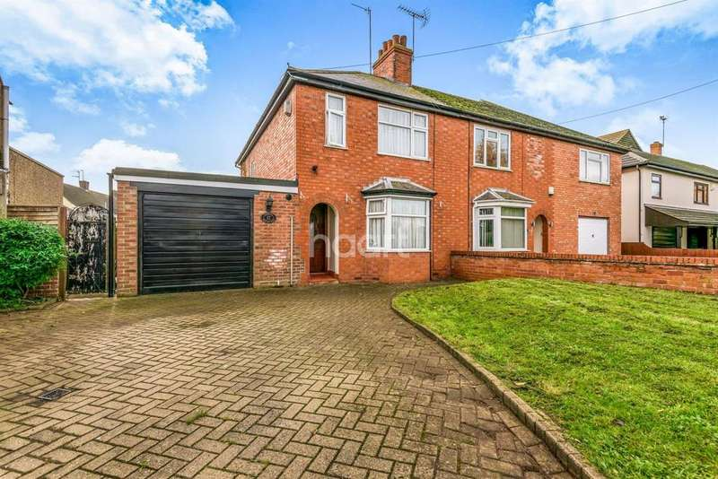 2 Bedrooms Semi Detached House for sale in Bedford Road, Brafield on the Green, Northampton
