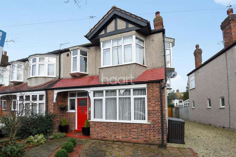 3 Bedrooms Semi Detached House for sale in Southway, SW20