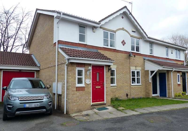 3 Bedrooms Semi Detached House for sale in Montana Gardens, London, SE26