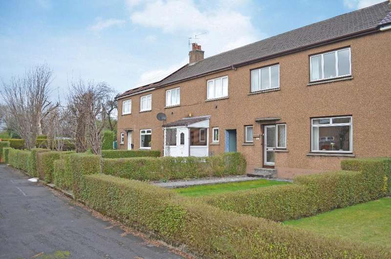 3 Bedrooms Terraced House for sale in Reelick Avenue, Knightswood, Glasgow, G13 4NB