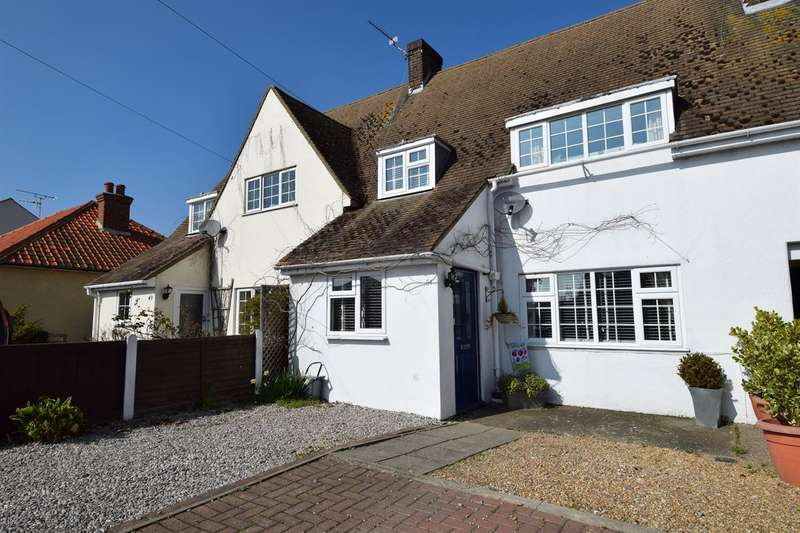 3 Bedrooms Terraced House for sale in Margate Road, Herne Bay