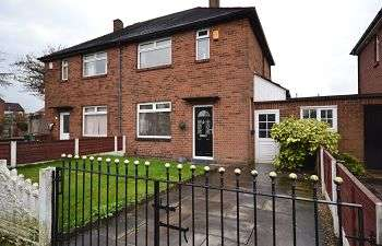 2 Bedrooms Semi Detached House for sale in Kipling Avenue, Wigan, WN3 5JD