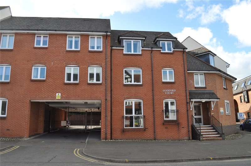1 Bedroom Apartment Flat for sale in Goddard Court, Cricklade Street, Old Town, Swindon, Wiltshire, SN1
