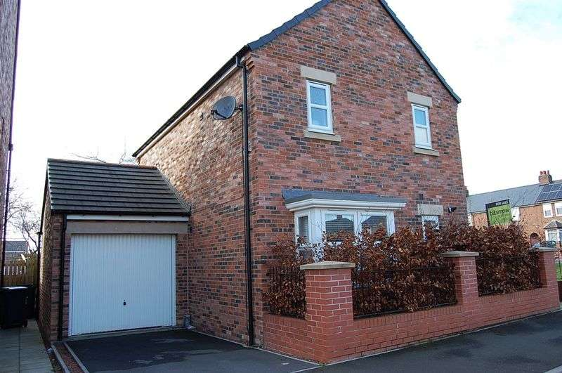 3 Bedrooms Detached House for sale in **NEW TO THE MARKET** Amberdale Avenue, Newcastle Upon Tyne