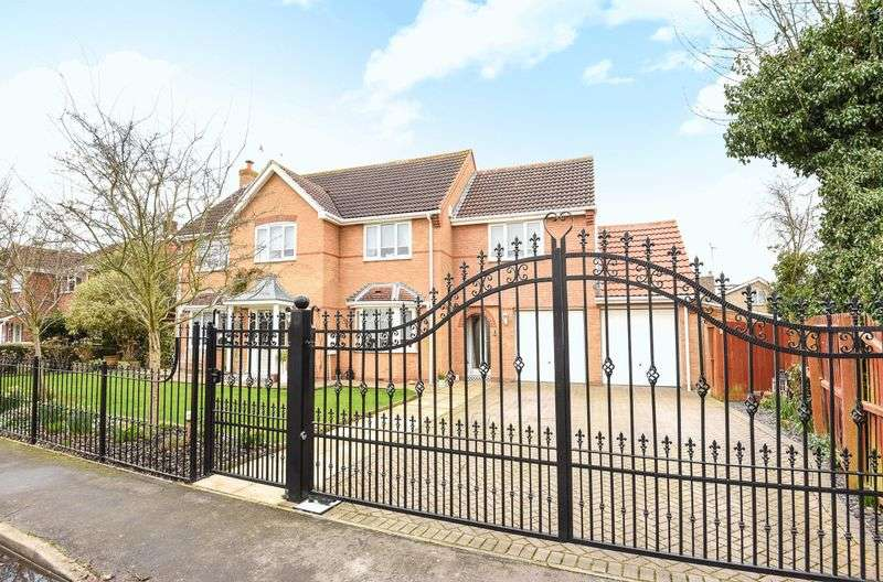 6 Bedrooms Detached House for sale in St Judith's Lane, Sawtry