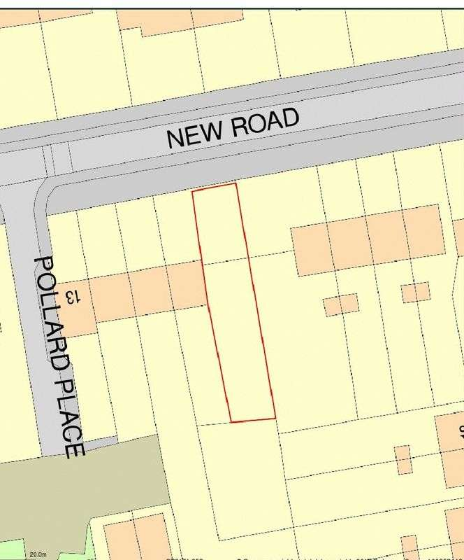 Land Commercial for sale in BAMPTON, Land At New Road OX18 2NQ