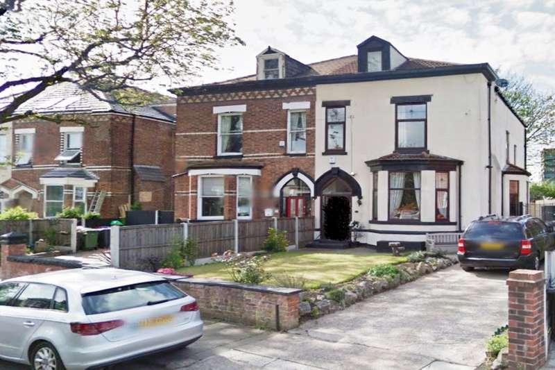6 Bedrooms Semi Detached House for sale in Belgrave Crescent, Eccles, Manchester, M30