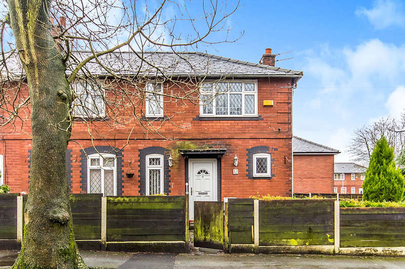 4 Bedrooms Semi Detached House for sale in Poplar Avenue, OLDHAM, OL8