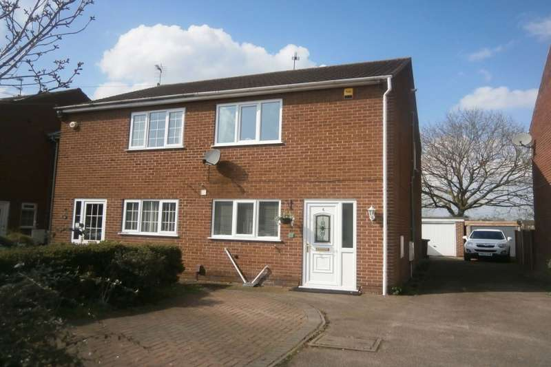 3 Bedrooms Semi Detached House for sale in Grosvenor Avenue, Long Eaton, Nottingham, NG10