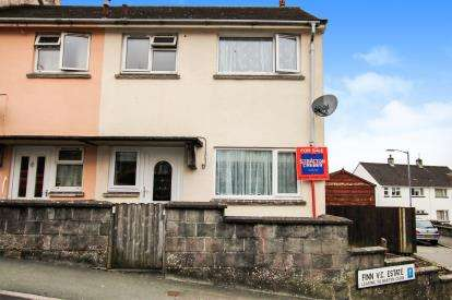 3 Bedrooms End Of Terrace House for sale in Bodmin, Cornwall, .