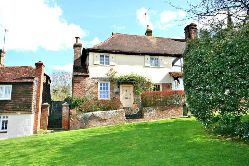 3 Bedrooms Cottage House for sale in Billingshurst