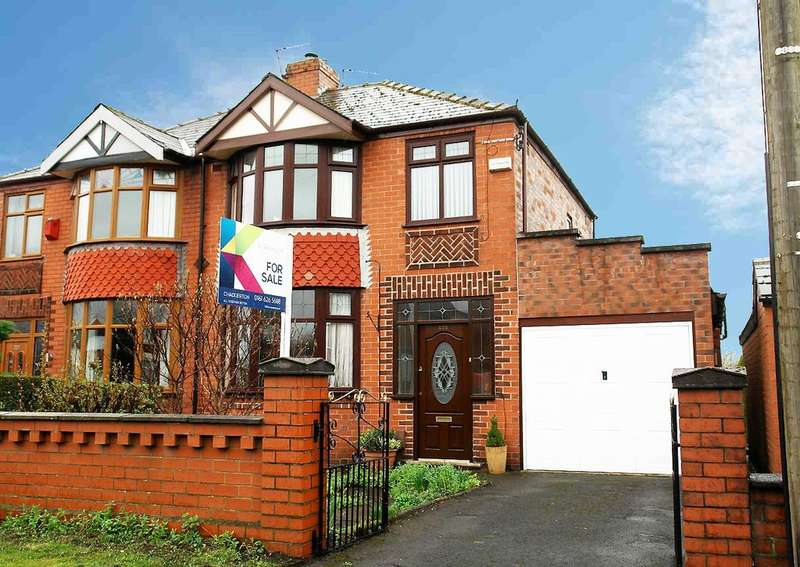 3 Bedrooms Semi Detached House for sale in 226 Foxdenton Lane, Chadderton