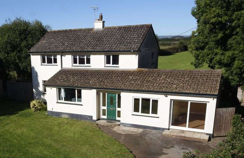 3 Bedrooms Detached House for sale in Broadhempston