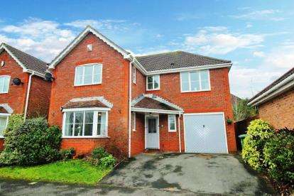 Detached House for sale in Quarry Way, Emersons Green, Bristol, United Kingdom
