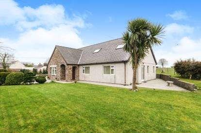 5 Bedrooms Detached House for sale in Penisarwaun, Caernarfon, Gwynedd, Eryri, LL55