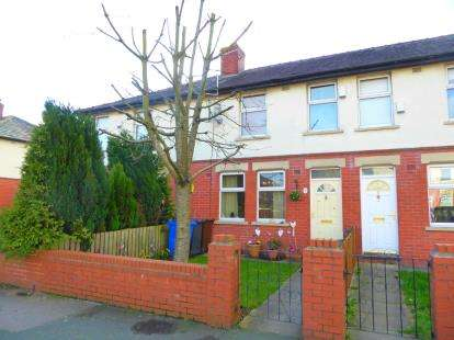 2 Bedrooms Terraced House for sale in Melrose Avenue, Leigh, Greater Manchester