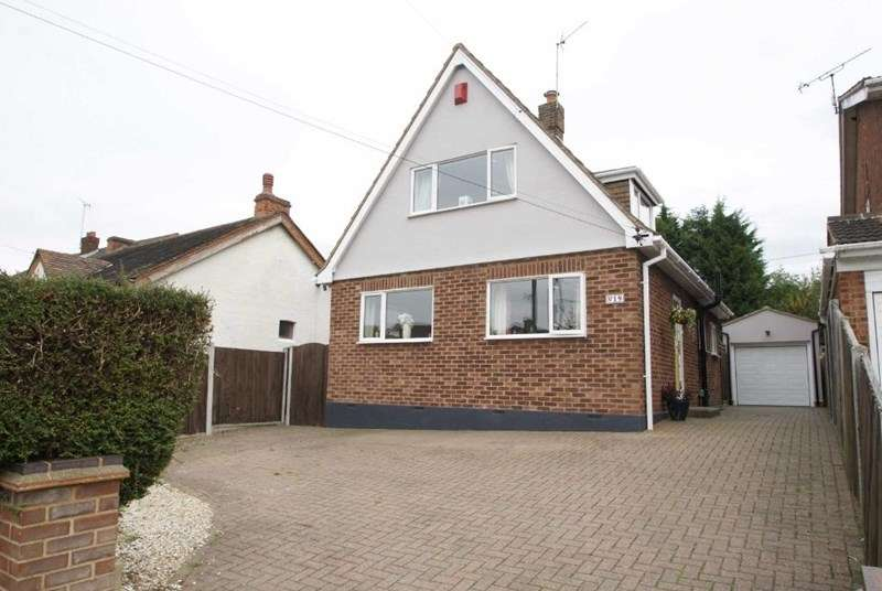 3 Bedrooms Detached House for sale in Hambro Avenue, Rayleigh