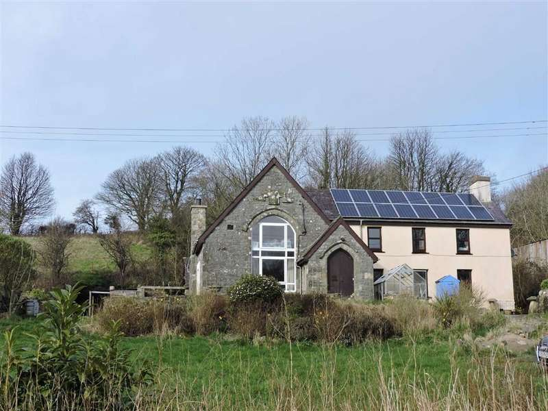 5 Bedrooms Detached House for sale in Barham Road, Trecwn, Haverfordwest