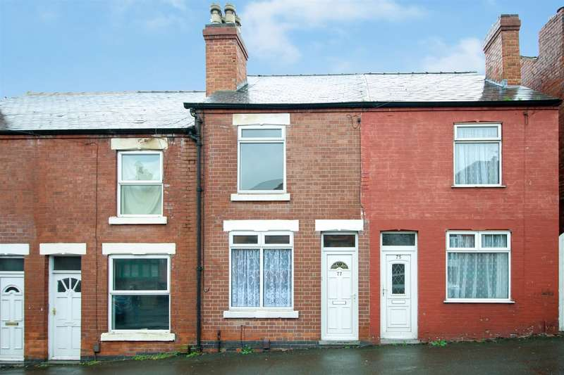 2 Bedrooms Property for sale in Park Road, Ilkeston