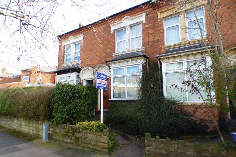 2 Bedrooms Terraced House for sale in War Lane, Harborne