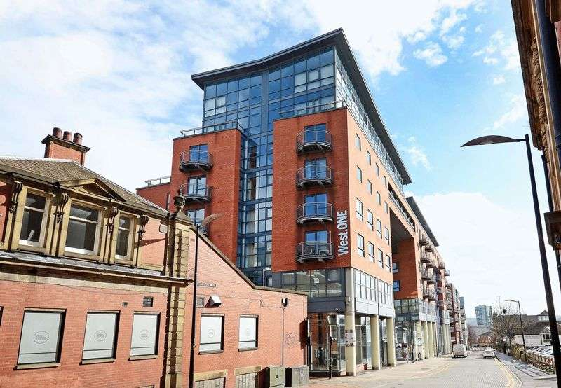 2 Bedrooms Flat for sale in Cavendish Street, Sheffield City Centre