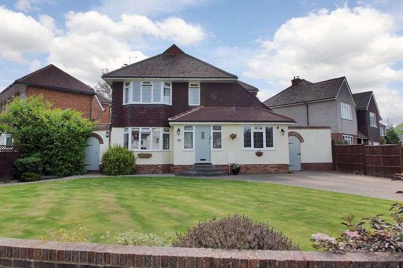 4 Bedrooms Detached House for sale in Campbell Crescent, East Grinstead